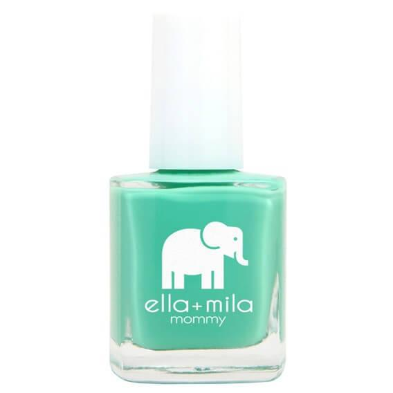 I mint it  - ella+mila - nail polish