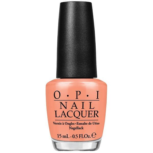 I'm getting a tan-gerine - opi - nail polish