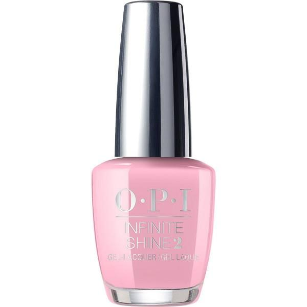 It's A Girl  - opi infinite shine - nail lacquer