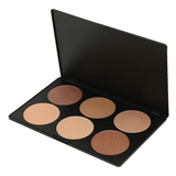 HL05 - 6 Color Highlighter Palette - highlighter - kara