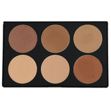 HL05 - 6 Color Highlighter Palette - highlighter - kara 2