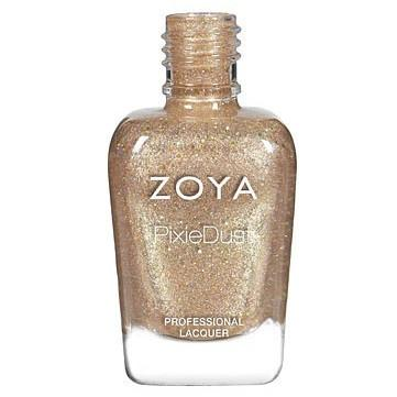 levi pixie dust - zoya - nail polish