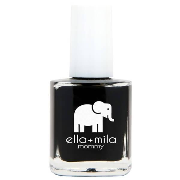 lights out  - ella+mila - nail polish