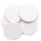 6 round cosmetic sponges - the crème shop - makeup sponges