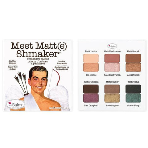 theBalm In theBalm of Your Hand Greatest Hits Volume 2 Palette