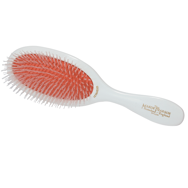 detangler all nylon bristle brush - mason pearson - hair brush