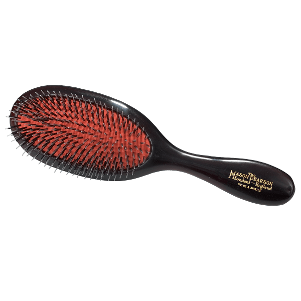 handy mixture bristle/nylon mix hair brush - mason pearson - hair brush