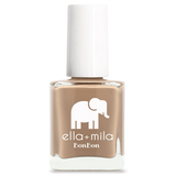 mocha dreams - ella+mila - nail polish