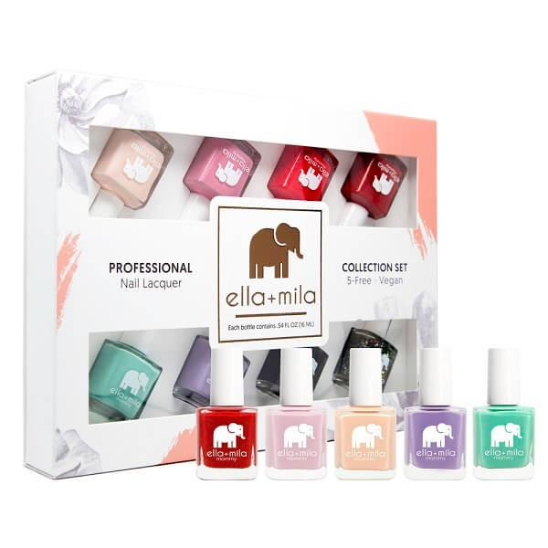 mommy collection a - ella+mila - nail polish