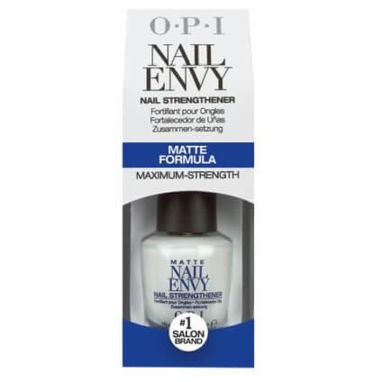 Nail Envy Nail Strengthener Matte Formula - OPI - Nail Treatment