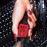 OPI Red-y For the Holidays HRM08 Swatch 3