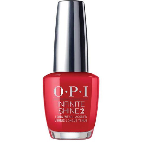 OPI Infinite Shine Snow Glad I Met You