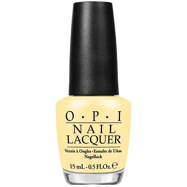 one chic chick - opi - nail polish