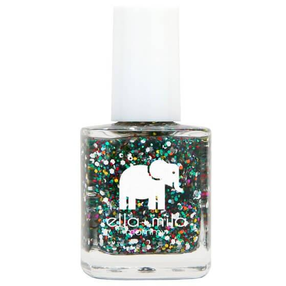 party in a bottle  - ella+mila - nail polish