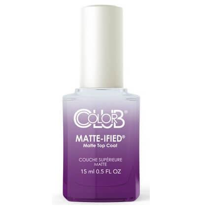 perfect mattified - color club - nail treatment