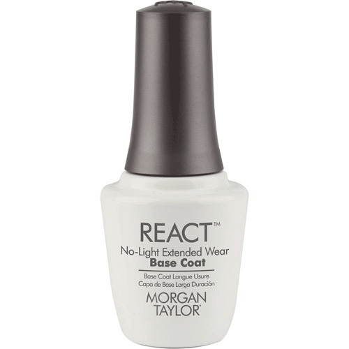 react base coat - morgan taylor - base coat