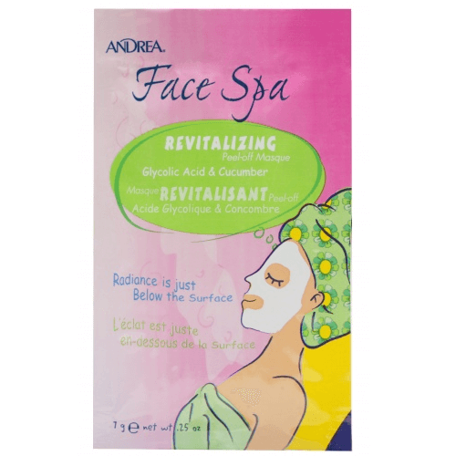 Face Spa Revitalizing Peel-Off Mask Glycolic Acid & Cucumber - Andrea - Face Mask