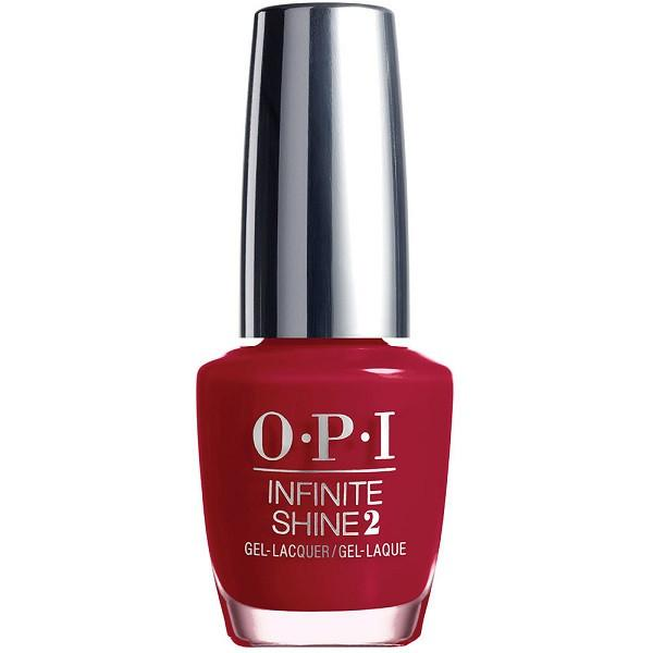 ring the buzzer again - opi infinite shine - nail lacquer