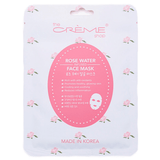 rose water face mask - the crème shop - face mask