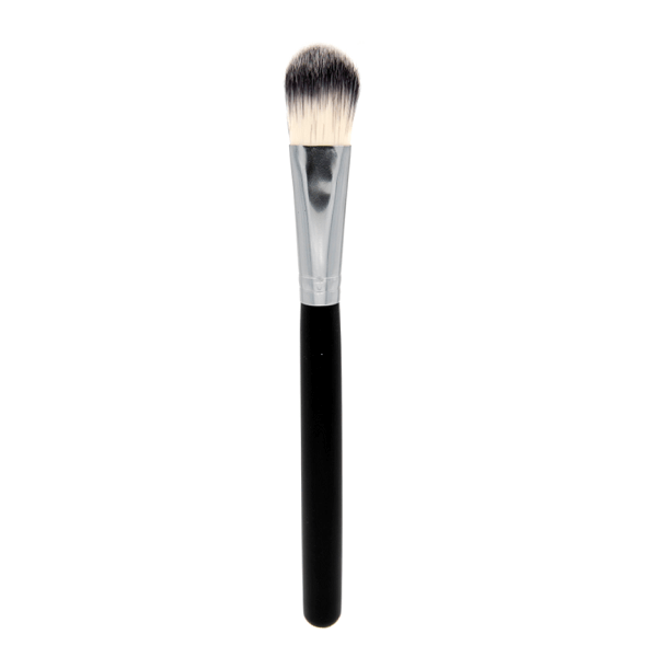 SS003 Oval Foundation Brush - crown brush - makeup brushes 2