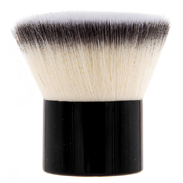 SS009 Deluxe Flat Kabuki Brush - crown brush - makeup brushes