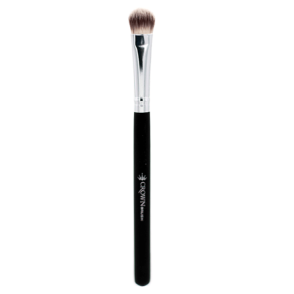 SS011 Oval Shadow Brush - crown brush - makeup brushes 2