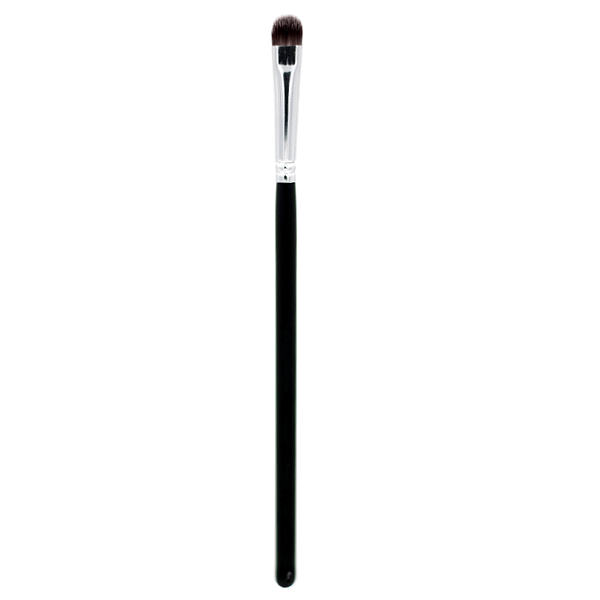 SS030 Chisel Shadow Brush - crown brush - makeup brushes 2