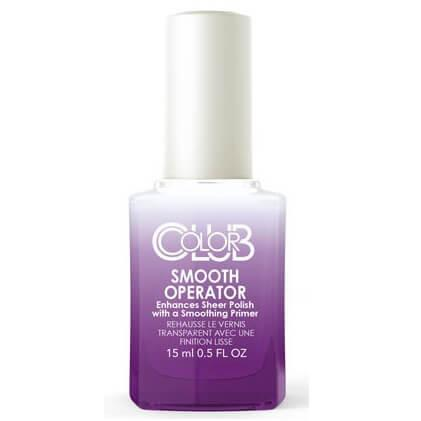 perfect smooth operator - color club - nail treatment