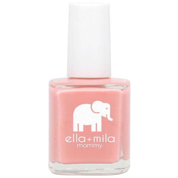 tea rose  - ella+mila - nail polish