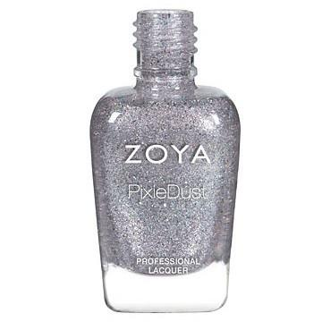tilly pixie dust - zoya - nail polish