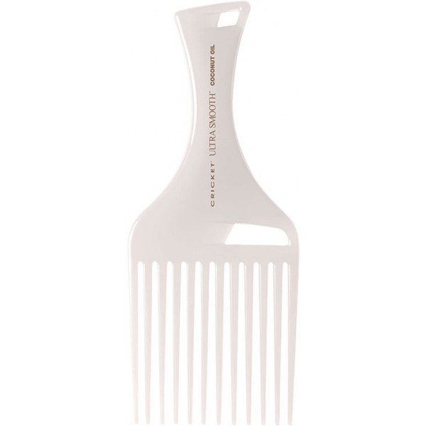 ultra smooth coconut pick comb - cricket - comb