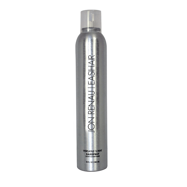 versatile 3-way styling spray - jon renau easihair - wig styling spray