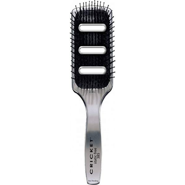 visage 385 cushioned vent brush - cricket - brush