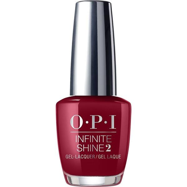We The Female - opi infinite shine - nail lacquer