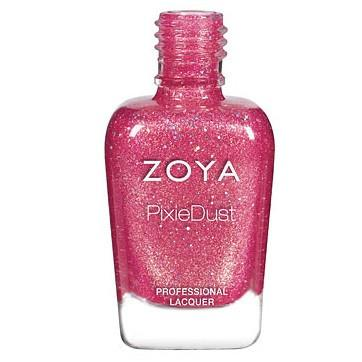 zooey pixie dust - zoya - nail polish