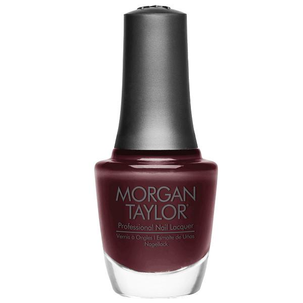 a little naughty - morgan taylor - nail polish