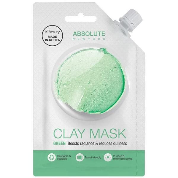 Absolute New York Green Clay Sprout Mask