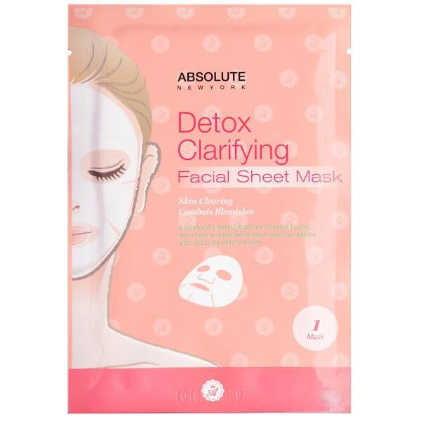 AFSM01 Absolute New York Detox Facial Mask