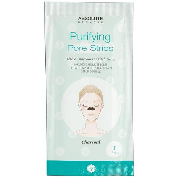 APS01 Absolute New York Active Charcoal Pore Strip