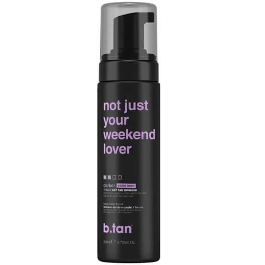 b.tan Not Just Your Weekend Lover - Self Tan Mousse