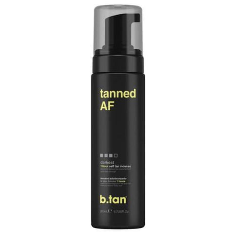 b.tan Love At First Tan - Self Tan Mousse