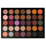 35c eyeshadow palette - bebella cosmetics - eyeshadow