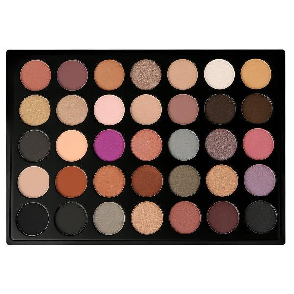 35I eyeshadow palette - bebella cosmetics - eyeshadow