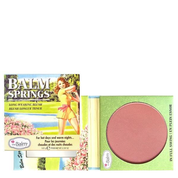 balm springs - thebalm - blush