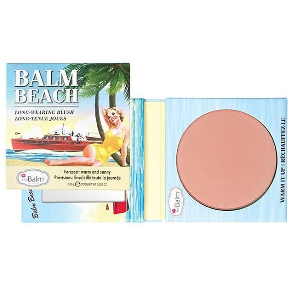 balm beach - thebalm - blush