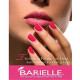 BARIELLE CUTICLE CONDITIONING OIL - WITH ALMOND OIL, VITAMIN E & TEA TREE OIL .45 OZ. 2