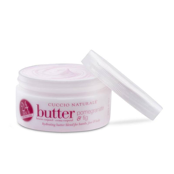 pomegranate and fig butter blend - cuccio - bath & body