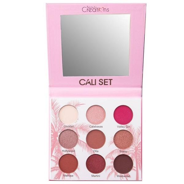 Beauty Creations Cali Set