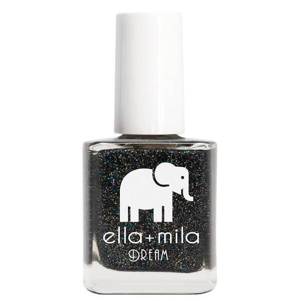 black magic  - ella+mila - nail polish