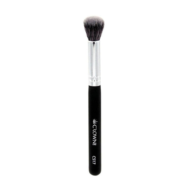C517 1 Pro Precision Dome Blender Crown Brush Makeup Brush
